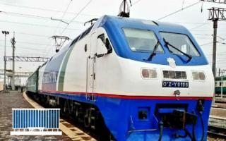Тошкентдан Хоразмга қўшимча поезд қатнови йўлга қўйилади